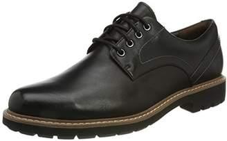 Clarks Men's Batcombe Hall Derbys, ( Leather)