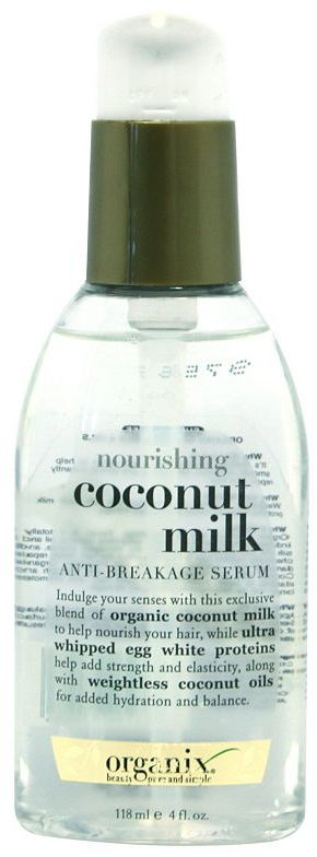 Organix Coconut Milk Serum