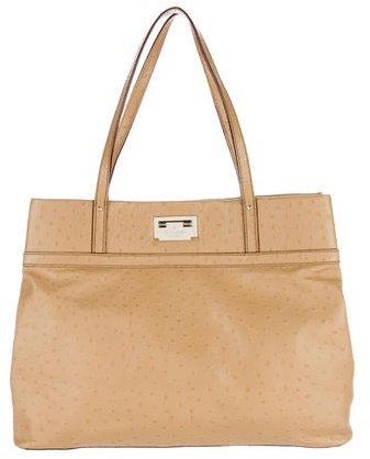 Kate Spade Kate Spade New York Embossed Leather Tote