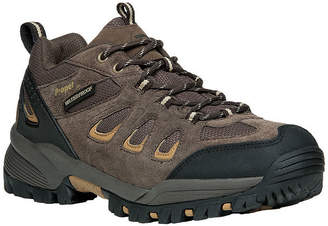 Propet Mens Ridgewalker Waterproof Flat Heel Lace-up Hiking Boots