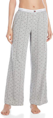 Tommy Hilfiger Basic Printed Pajama Pants