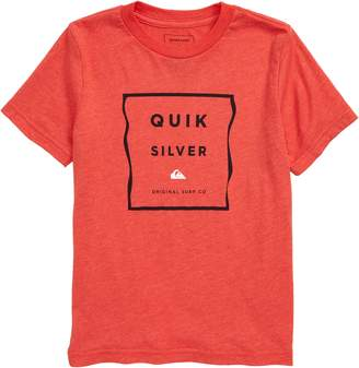 Quiksilver Box Blur T-Shirt
