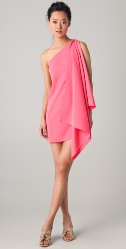 Thayer Party Time One Shoulder Dress