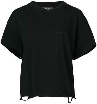Amiri ダメージ Tシャツ