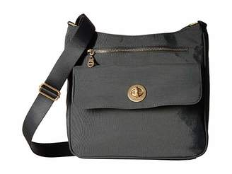 Baggallini International Antalya Top Zip Flap Crossbody