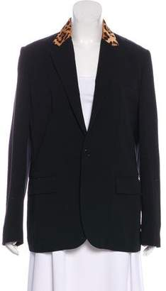 Ralph Lauren Black Label Wool Notch-Lapel Blazer