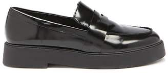 Forever 21 Faux Leather Penny Loafers