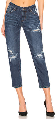 One Teaspoon Awesome Baggies Skinny Boyfriend Jean.