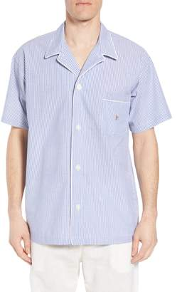 Polo Ralph Lauren Seersucker Pajama Shirt