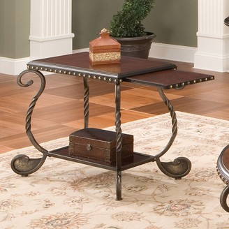 Branton Home Rosemont Chair Side End Table