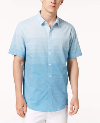 INC International Concepts I.n.c. Men's Ombre Shirt