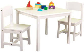 Kid Kraft Aspen Kids 3 Piece Table and Chair Set