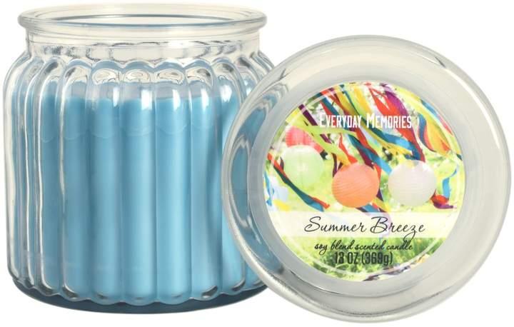 Everyday Memories Summer Breeze 13-oz. Candle Jar