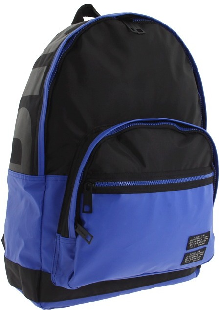 Diesel In The Track Spy (Black/Classic/Blue) - Bags and Luggage