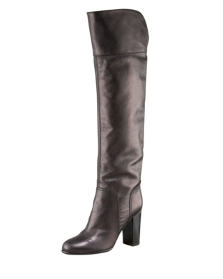 Sergio Rossi Leather Boot