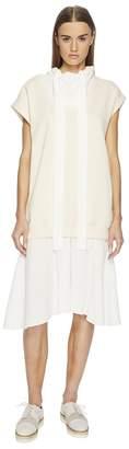 See by Chloe Dress with Fleece Women's Dress