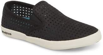SeaVees Baja Perforated Slip-On Sneaker