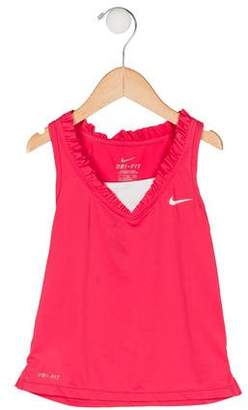 Nike Girls' Sleeveless Top