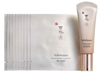 Sulwhasoo Microdeep Intensive Filling Cream & Patch