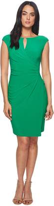 Lauren Ralph Lauren Elkana Matte Jersey Dress Women's Dress
