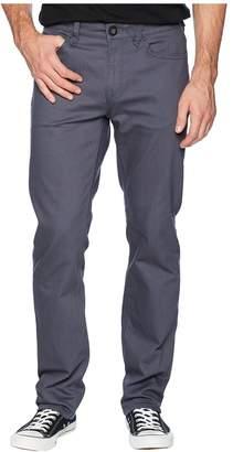 Volcom Solver Five-Pocket Slub Jean Men's Casual Pants
