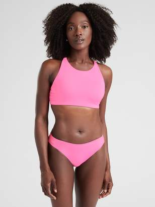 Athleta High Neck Bikini Top