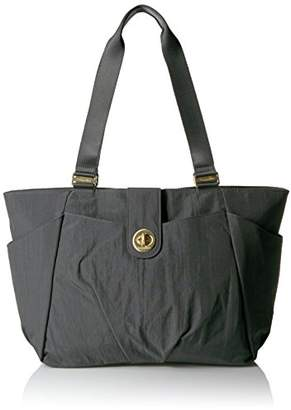 Baggallini Gold International Norway Laptop Tote Shoulder Bag