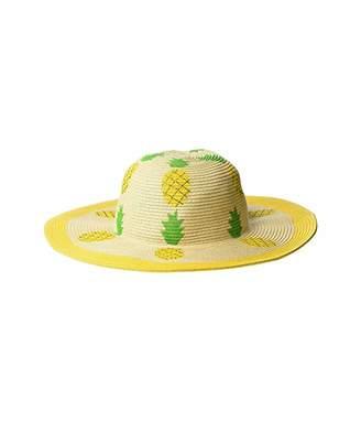 San Diego Hat Company Kids PBK6571LGYLW (Little Kids/Big Kids)