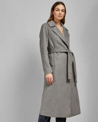Ted Baker JOSEETE Long belted coat