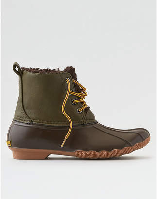 American Eagle Duck Boot