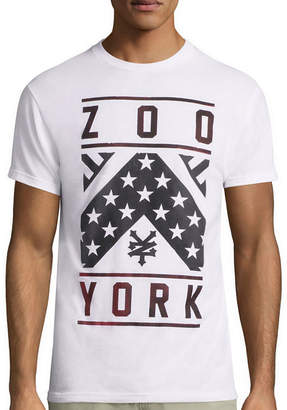 Zoo York Allegiance Short-Sleeve Cotton Tee