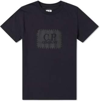 C.P. Company Undersixteen Patch Logo Tee