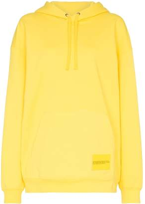 Calvin Klein Jeans Est. 1978 super size graphic hoodie