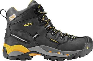 Keen Men's CSA Hamilton Mid Waterproof (Steel Toe) Work Boots