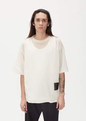 Oamc Drawcord Short Sleeve Top