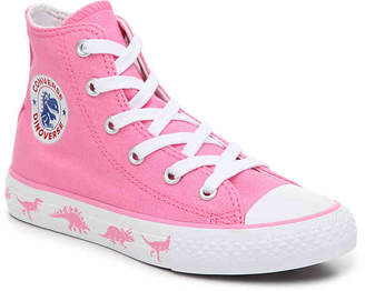 6229c8b06fcc Converse Chuck Taylor All Star Dinosaur Toddler   Youth High-Top Sneaker -  Girl s