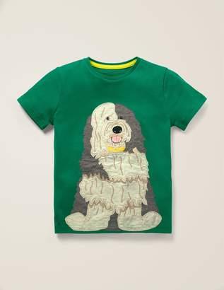 Boden Big Animal Applique T-Shirt