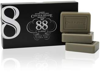 Czech & Speake No 88 Soap Set