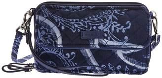 Vera Bradley Iconic RFID All-In-One Crossbody Cross Body Handbags