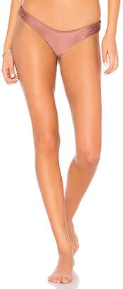 Maaji Reversible High Leg Bikini Bottom