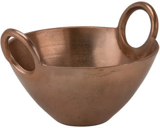 Ten Strawberry Street Discontinued Lodo Handled Bowl