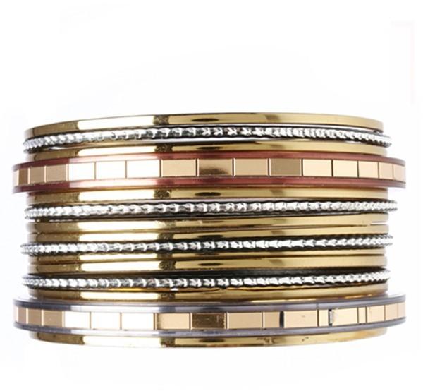 Jewelry - Amrita Singh Jewelry Leonie Bangle Set