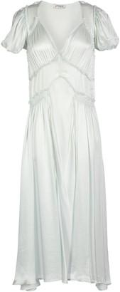ATTICO 3/4 length dresses