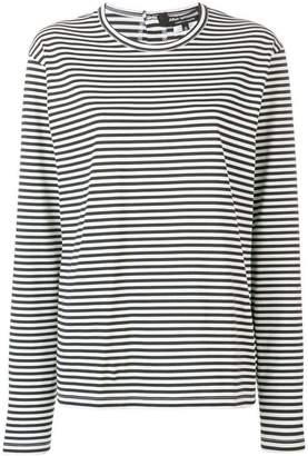 Junya Watanabe striped top