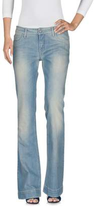 Manila Grace Denim trousers