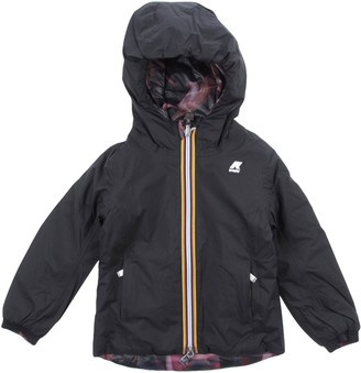 K-Way Synthetic Down Jackets