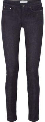 Givenchy Mid-rise Skinny Jeans - Dark denim