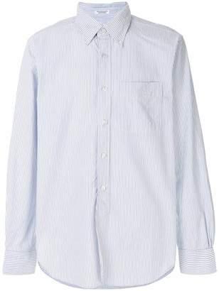 Engineered Garments striped Oxford shirt