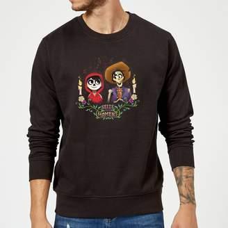 Disney Coco Miguel And Hector Sweatshirt