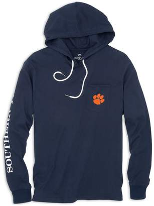 Southern Tide Gameday Hoodie T-shirt - Clemson University